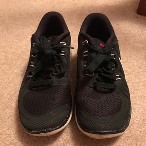 Nike id shoes size 3.5y